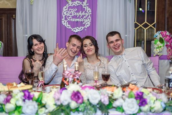 Свадьбый день Ани и Юры  - фото №43