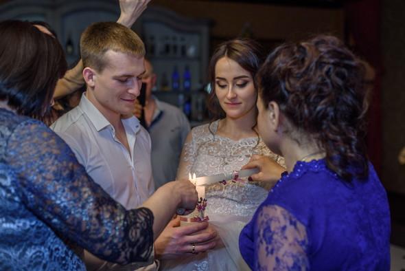 Свадьбый день Ани и Юры  - фото №46