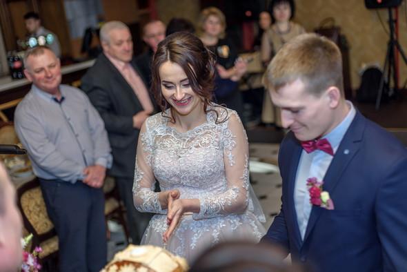 Свадьбый день Ани и Юры  - фото №24