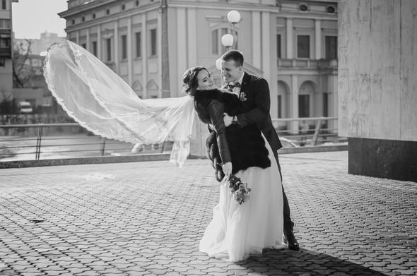 Свадьбый день Ани и Юры  - фото №22