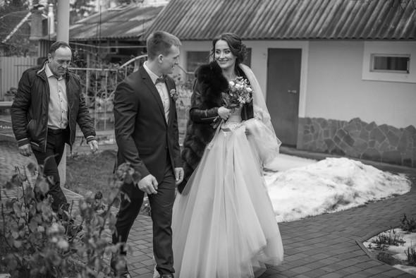 Свадьбый день Ани и Юры  - фото №4