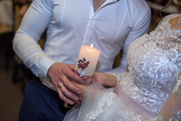 Свадьбый день Ани и Юры  - фото №48