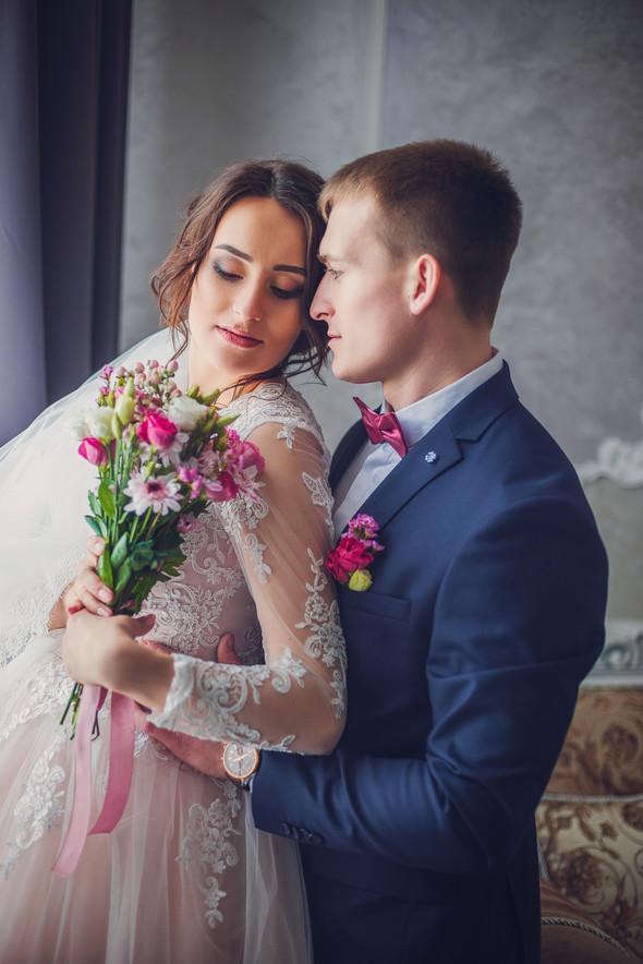 Свадьбый день Ани и Юры  - фото №15