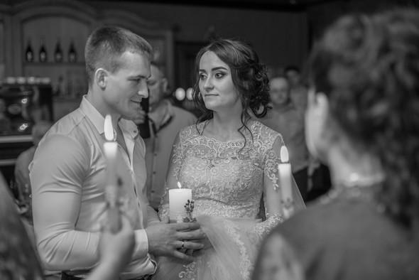 Свадьбый день Ани и Юры  - фото №47