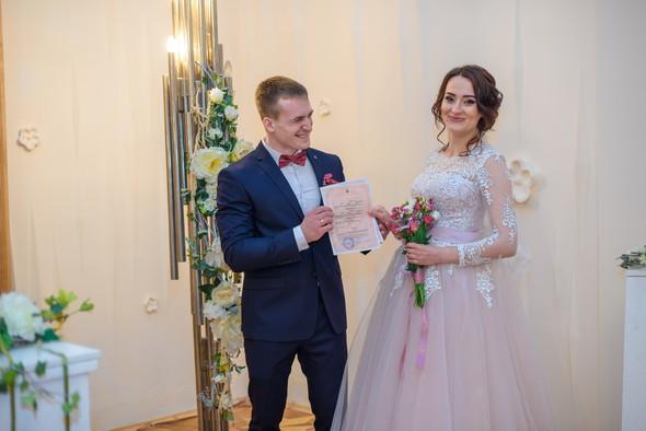 Свадьбый день Ани и Юры  - фото №20