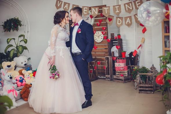 Свадьбый день Ани и Юры  - фото №7