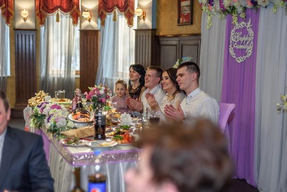 Свадьбый день Ани и Юры  - фото №33