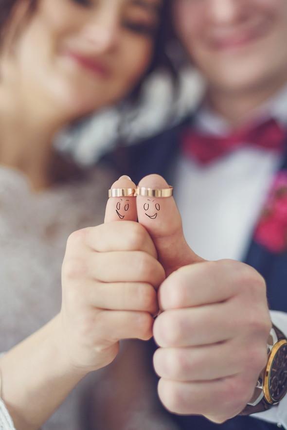 Свадьбый день Ани и Юры  - фото №17