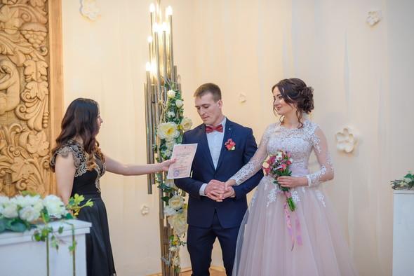 Свадьбый день Ани и Юры  - фото №19