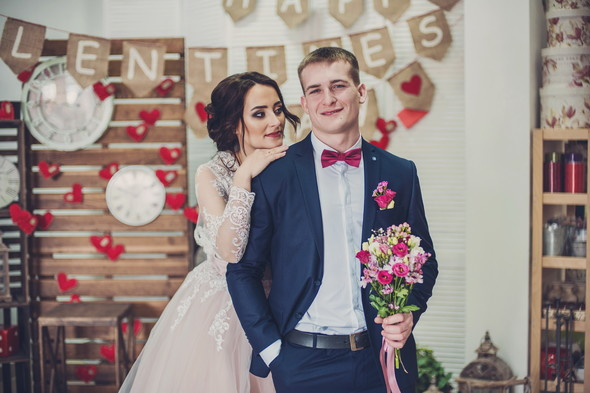 Свадьбый день Ани и Юры  - фото №8