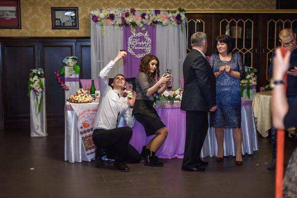 Свадьбый день Ани и Юры  - фото №45