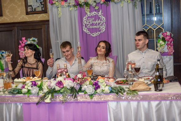 Свадьбый день Ани и Юры  - фото №29