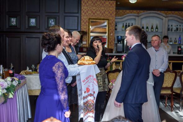 Свадьбый день Ани и Юры  - фото №23