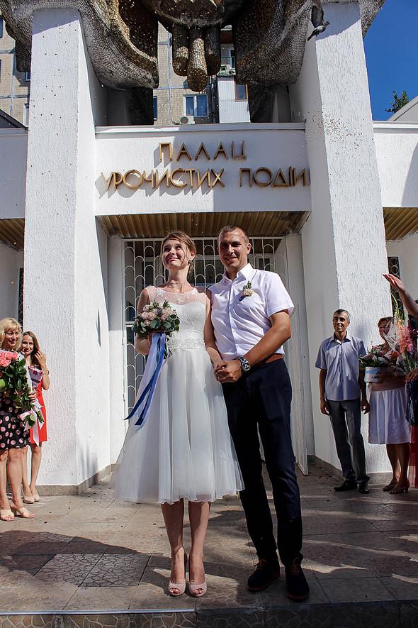 # нежная свадеба Танечки и Славы. - фото №41