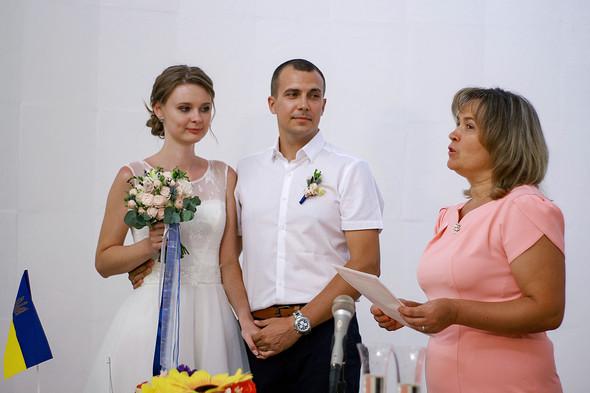 # нежная свадеба Танечки и Славы. - фото №37
