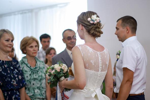 # нежная свадеба Танечки и Славы. - фото №39