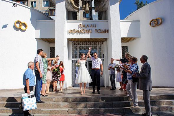 # нежная свадеба Танечки и Славы. - фото №40