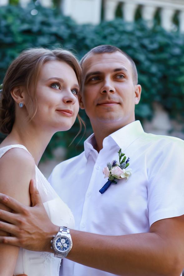 # нежная свадеба Танечки и Славы. - фото №9