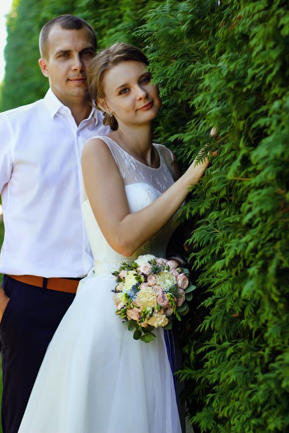 # нежная свадеба Танечки и Славы. - фото №24