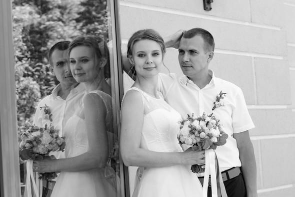# нежная свадеба Танечки и Славы. - фото №23