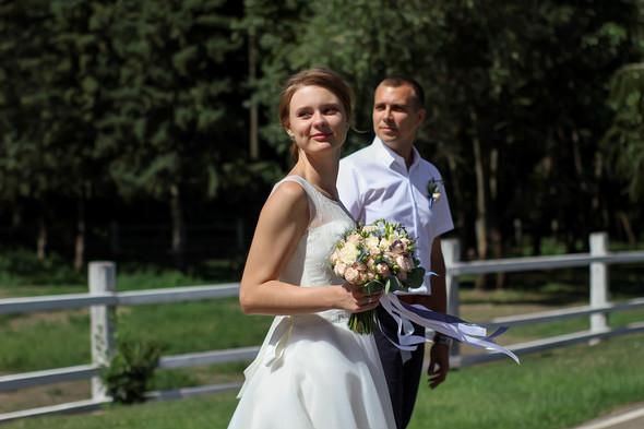 # нежная свадеба Танечки и Славы. - фото №22