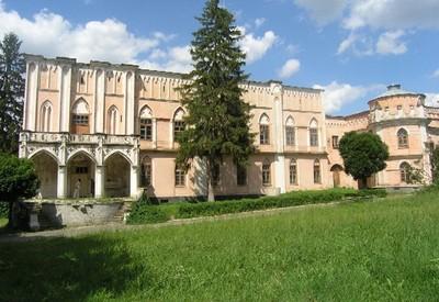 Дворец Витославского-Львовой - место для фотосессии в Винницкой области - портфолио 4
