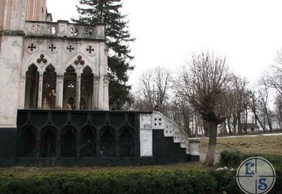 Дворец Витославского-Львовой - место для фотосессии в Винницкой области - портфолио 6