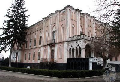 Дворец Витославского-Львовой - место для фотосессии в Винницкой области - портфолио 5