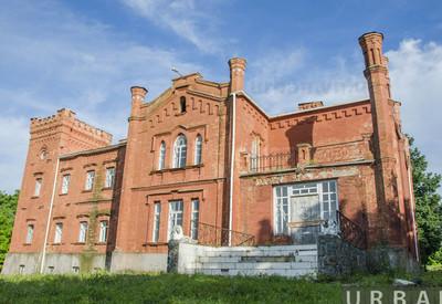 Дворец генерала Заботина - место для фотосессии в Винницкой области - портфолио 6