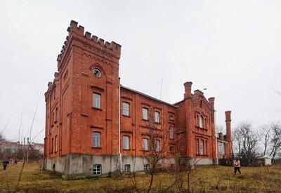 Дворец генерала Заботина - место для фотосессии в Винницкой области - портфолио 5