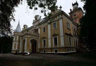 Дворец графов Собанских - место для фотосессии в Винницкой области - портфолио 6