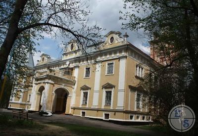 Дворец графов Собанских - место для фотосессии в Винницкой области - портфолио 4