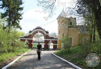 Дворец графов Собанских - место для фотосессии в Винницкой области - портфолио 5