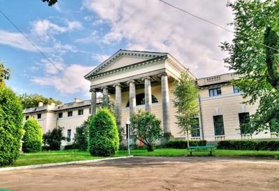 Немировский дворец княгини Щербатовой - место для фотосессии в Винницкой области - портфолио 6