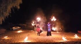 Театр огня и света Fire Spirit - артист, шоу в Киеве - фото 1