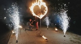 Театр огня и света Fire Spirit - артист, шоу в Киеве - фото 4