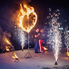 Театр огня и света Fire Spirit - артист, шоу в Киеве - фото 3
