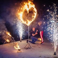 Театр огня и света Fire Spirit - артист, шоу в Киеве - фото 2