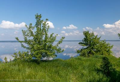 Трахтемиров и Букринский полуостров - место для фотосессии в Черкасской области - портфолио 5