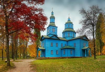 Переяслав-Хмельницкий - место для фотосессии в Киевской области - портфолио 1
