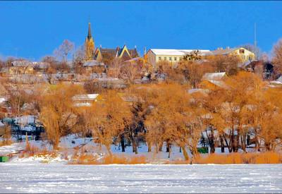 Фастовский Костел - место для фотосессии в Киевской области - портфолио 2