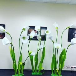 Paper Flora - свадебные аксессуары в Киеве - фото 3