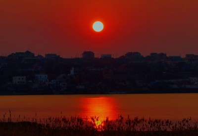 Новая Дофиновка. Лиман - место для фотосессии в Одесской области - портфолио 1