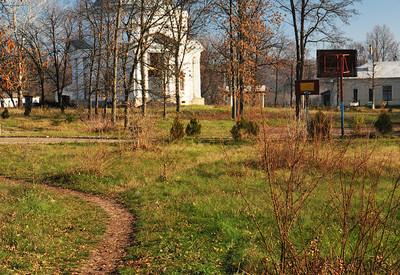 Храм-ротонда в Лебедевке - фото 3