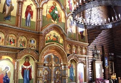 Храм Покрова в Гатном - место для фотосессии в Киевской области - портфолио 2