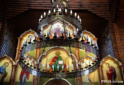 Храм Покрова в Гатном - место для фотосессии в Киевской области - портфолио 4