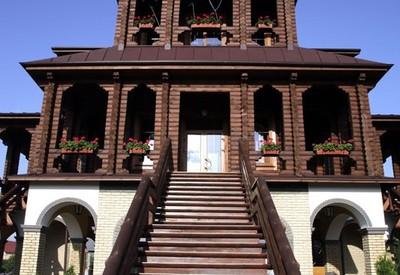 Храм Покрова в Гатном - место для фотосессии в Киевской области - портфолио 5