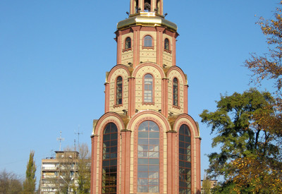 Георгиевская колокольня - фото 1