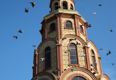 Георгиевская колокольня - место для фотосессии в Кривом Роге - портфолио 5