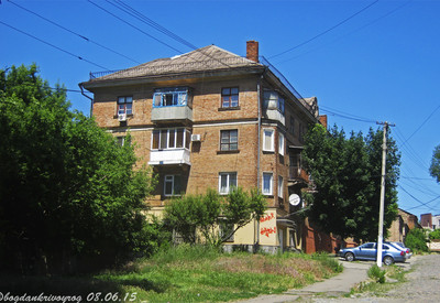 Улица Каунасская - место для фотосессии в Кривом Роге - портфолио 6